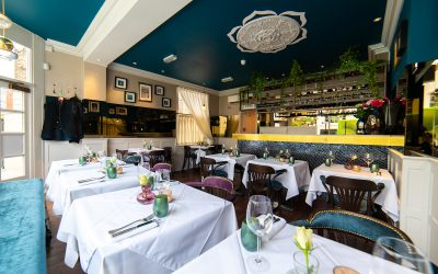 Chakra exquisite Indian Cuisine in the heart of Kensington