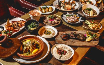 Mamounia Lounge Knightsbridge a truly Middle Eastern Experience