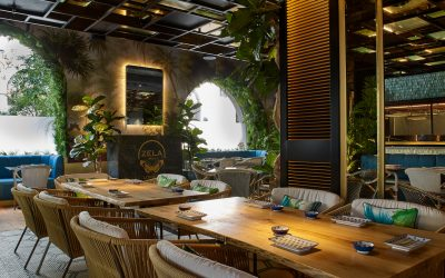 Zela London a fusion of Japanese and Mediterranean cuisine backed by Rafael Nadal, Cristiano Ronaldo and Enrique Iglesias