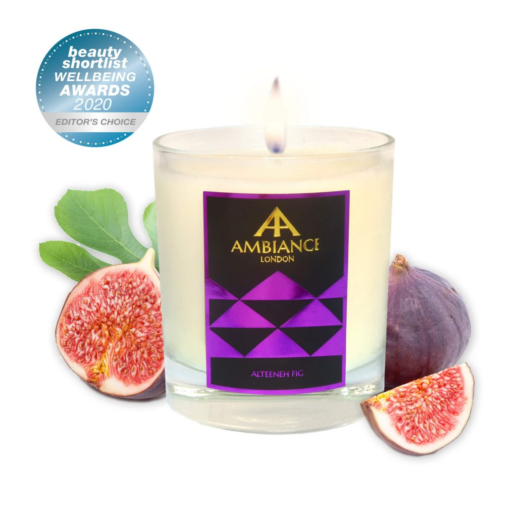 Ancienne Ambiance ALTEENEH Fig Scented Candle BSL Award