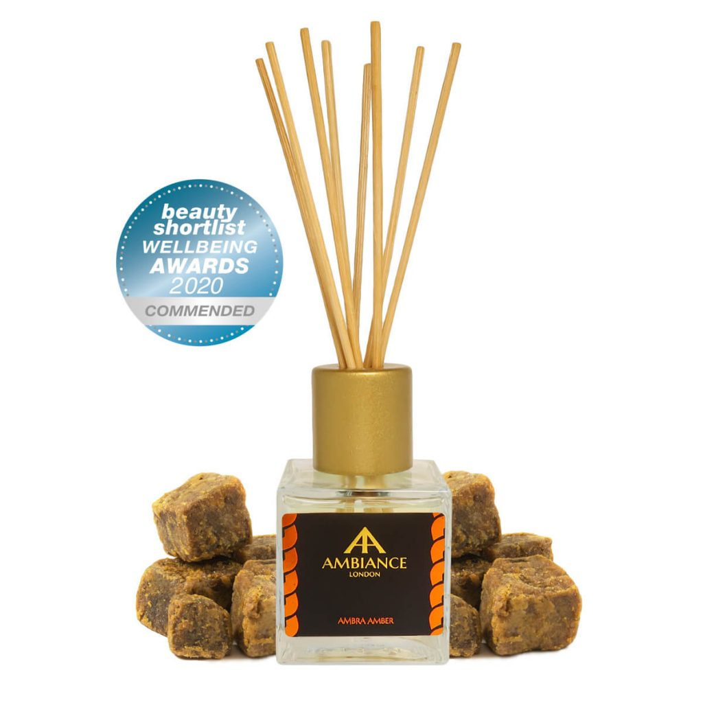 Ancienne Ambiance Ambra Amber Reed Diffuser BSL