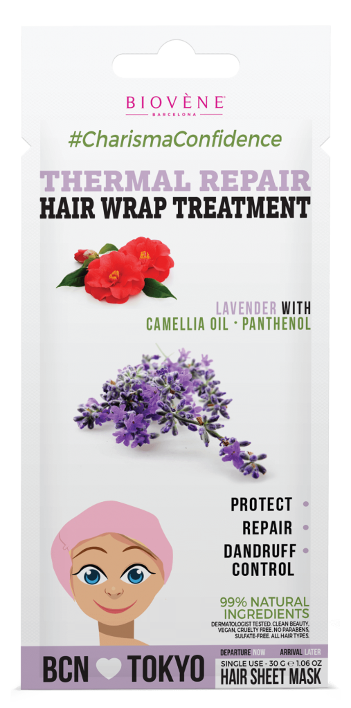 Thermal Repair Hair Wrap