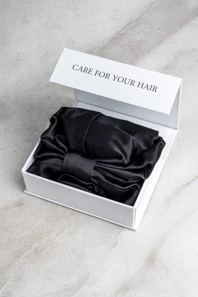 Pure Silk Hair Wraps