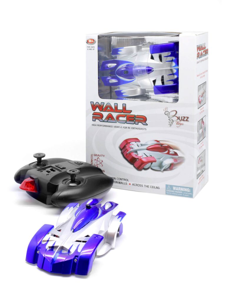 Retail Buzz Toys Wall Racer