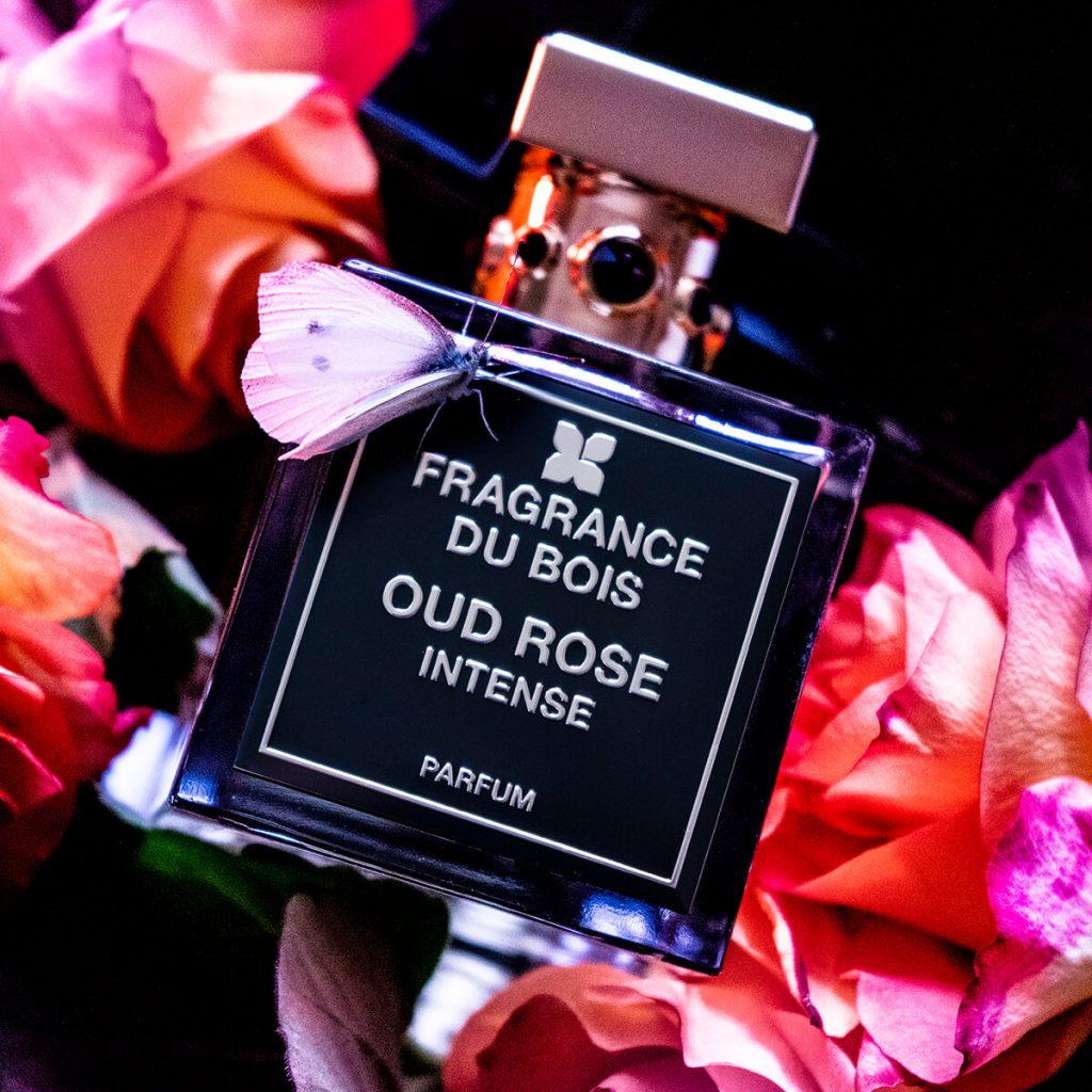 Oud Rose Intense Parfum