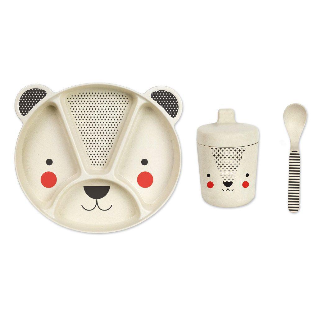 Baby Bamboo Dinnerware Set