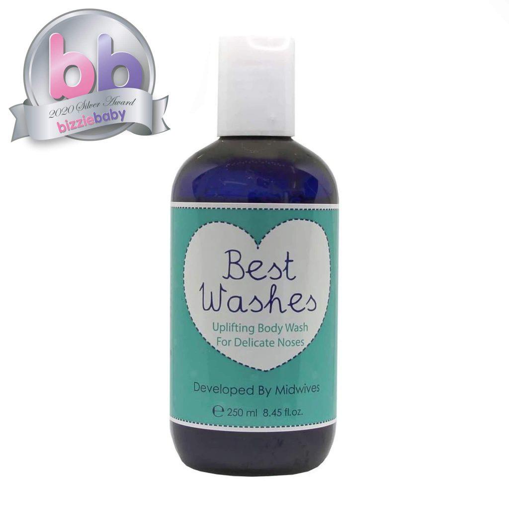 Best Washes Bizzie Baby Silver Award