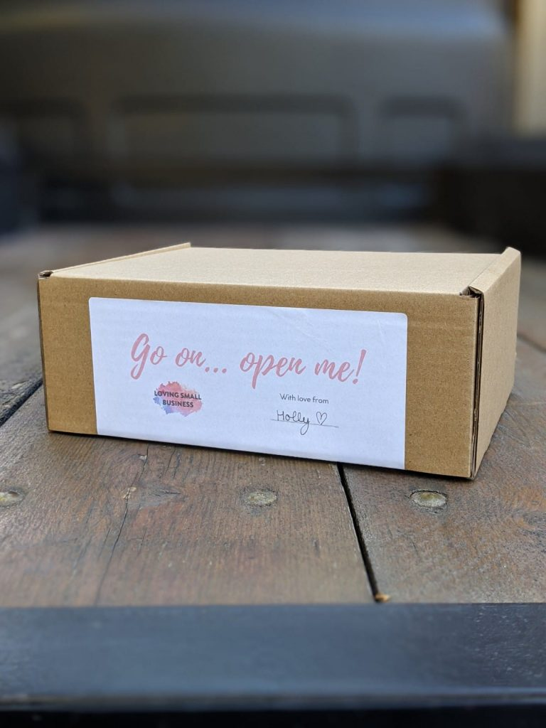 Loving Small Business Subscription Box