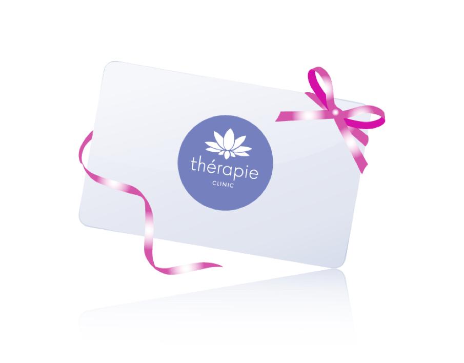 Therapie Clinic Gift Voucher