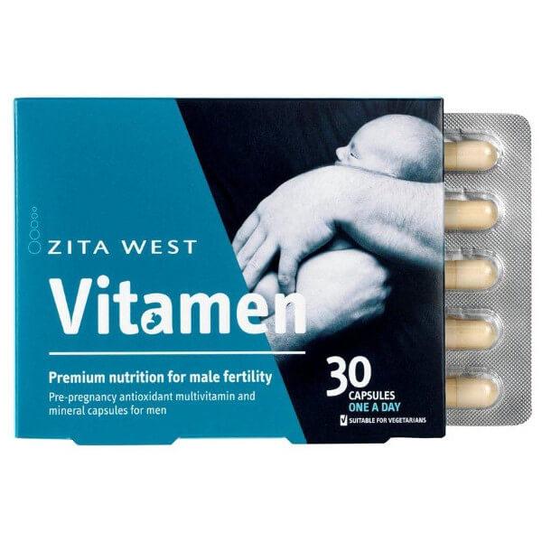 Zita West Supplements Vitamen