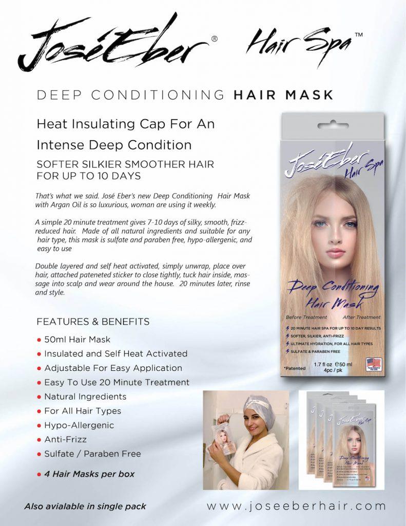 Jose Eber Deep Conditioning Hair Mask