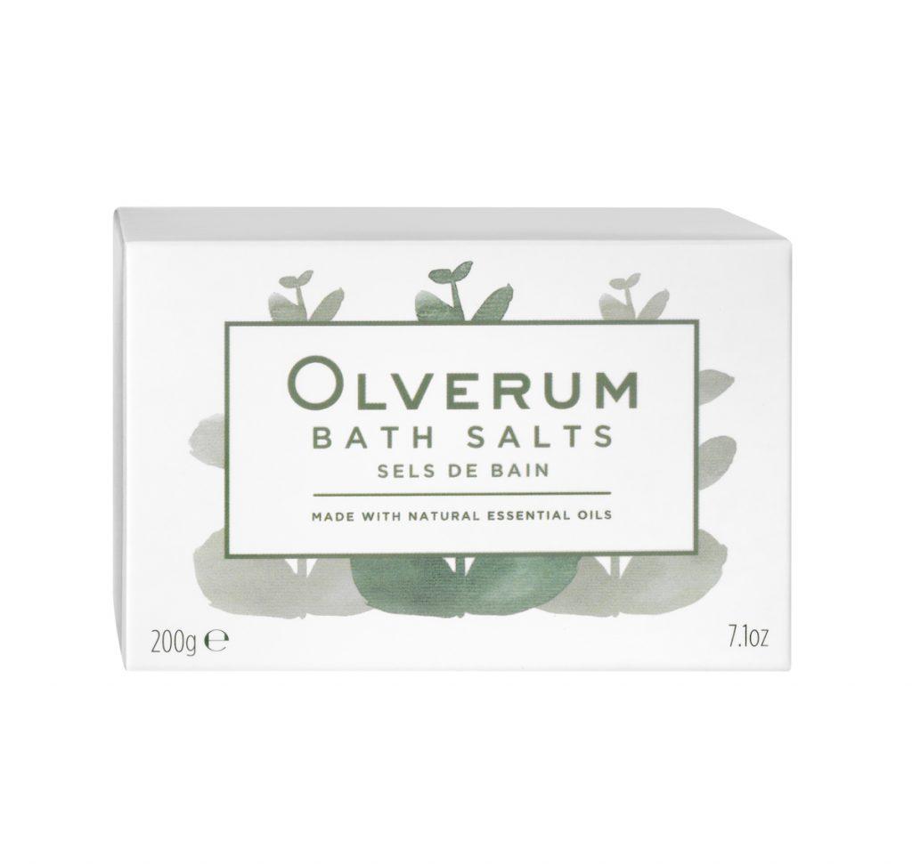 Olverum Bath Salts Olverum