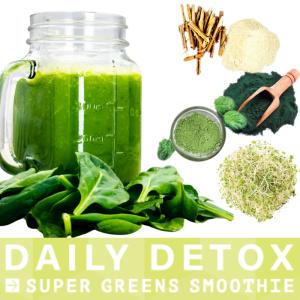 Regenecoll Daily Detox