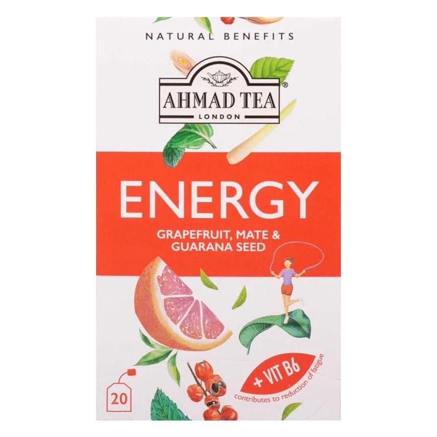 Ahmad Tea Energy 20 tea bags