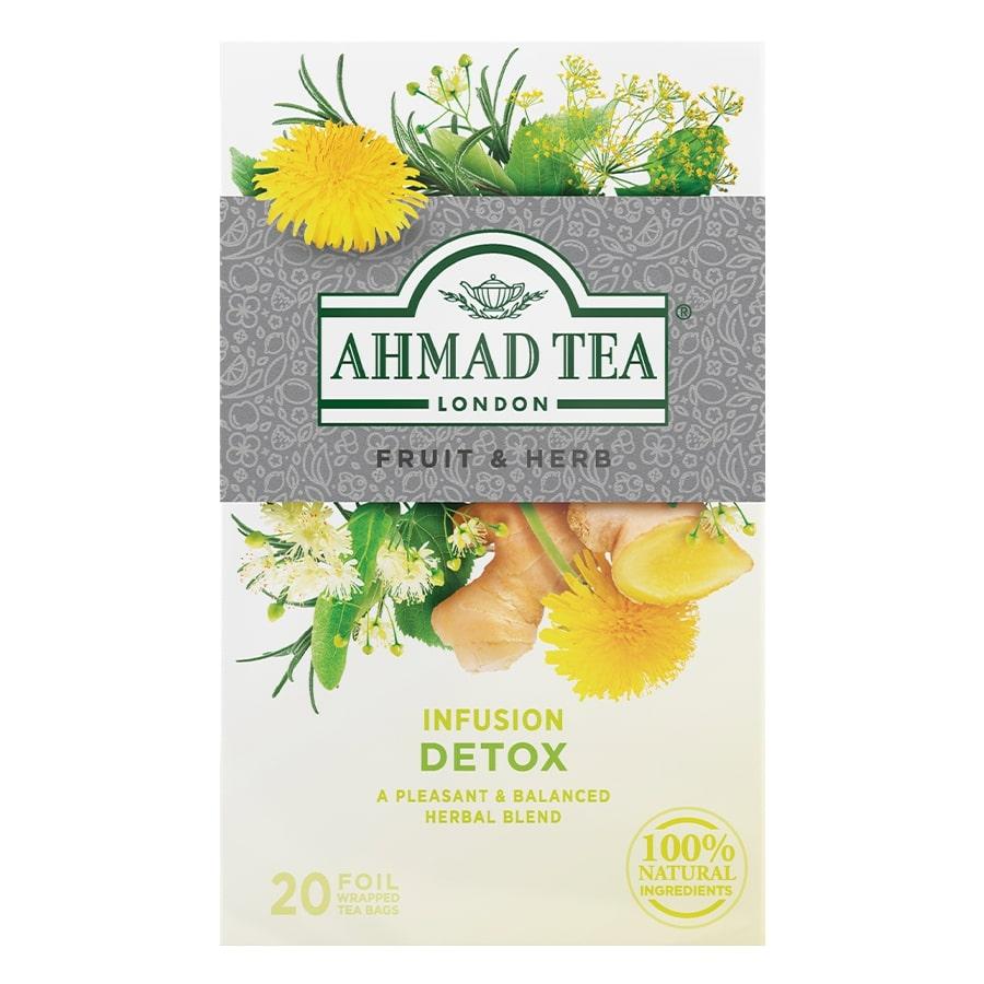 Ahmad Tea detox Infusions
