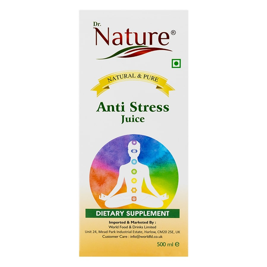 Dr Nature anti-stress juice