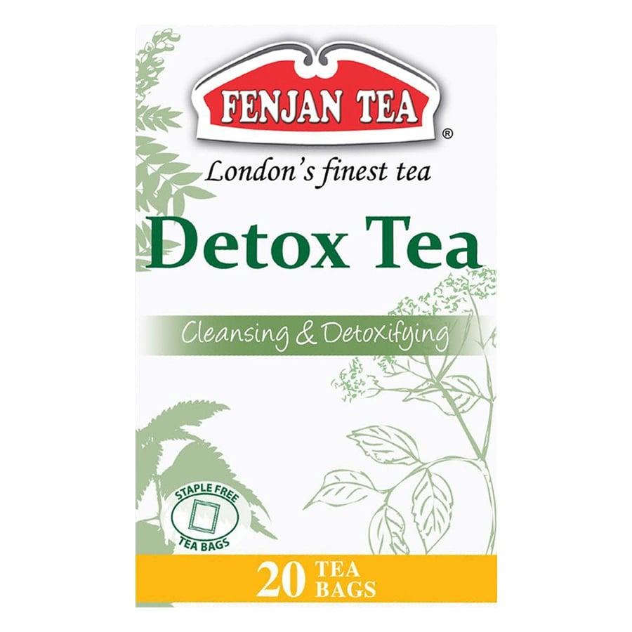 Fejan Tea detox tea 20's