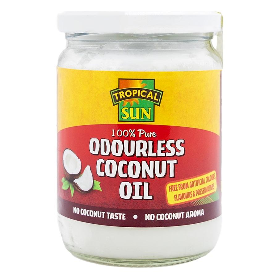 Tropical Sun Coconut Oil