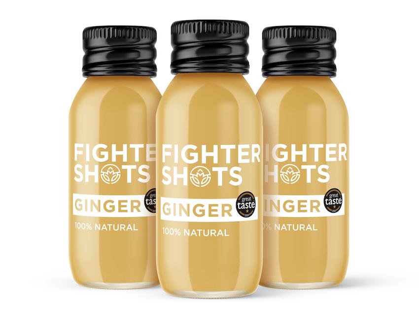 Fighter Shots Ginger